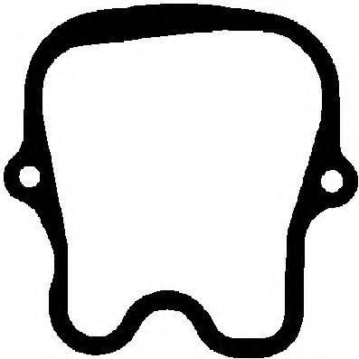 WILMINK GROUP WG1086280 Прокладка, крышка головки цилиндра