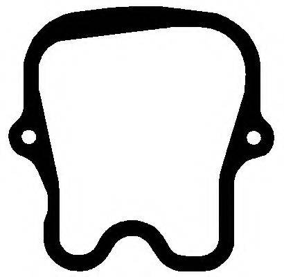 WILMINK GROUP WG1086279 Прокладка, крышка головки цилиндра