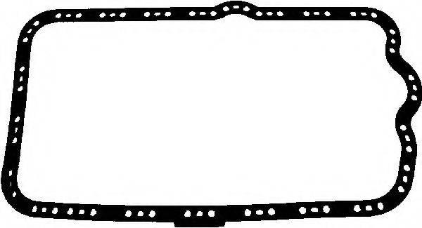 WILMINK GROUP WG1193641 Прокладка, маслянный поддон