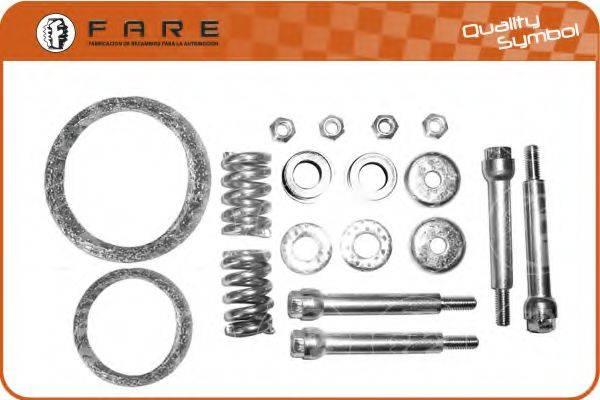FARE SA 2267 Комплект прокладок, система выпуска ОГ