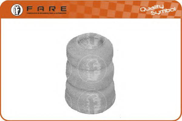 FARE SA 2283 Пылезащитный комплект, амортизатор