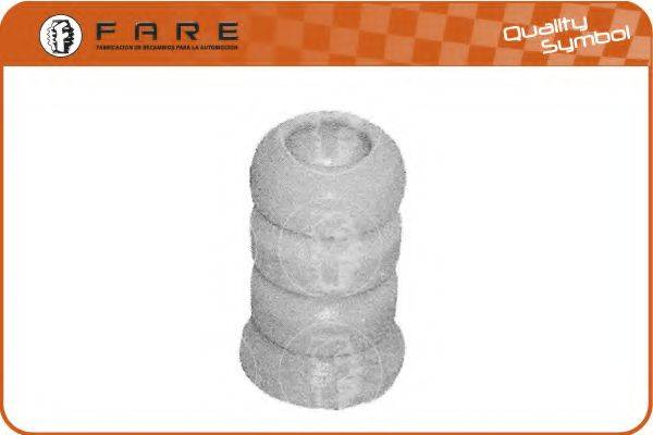 FARE SA 2436 Пылезащитный комплект, амортизатор