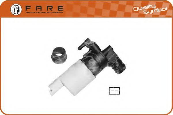 FARE SA 9731 Водяной насос, система очистки окон