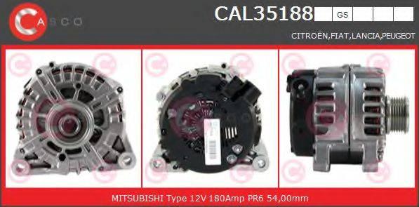 CASCO CAL35188GS Генератор