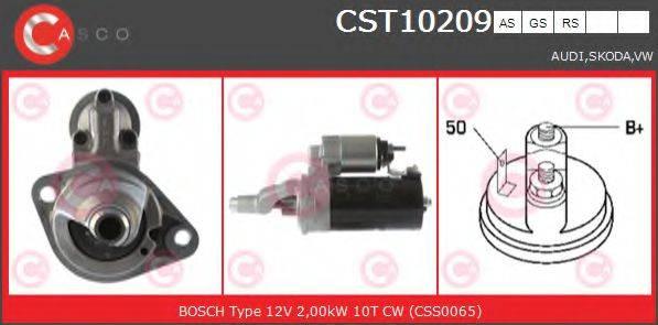 CASCO CST10209AS Стартер