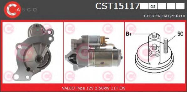 CASCO CST15117GS Стартер