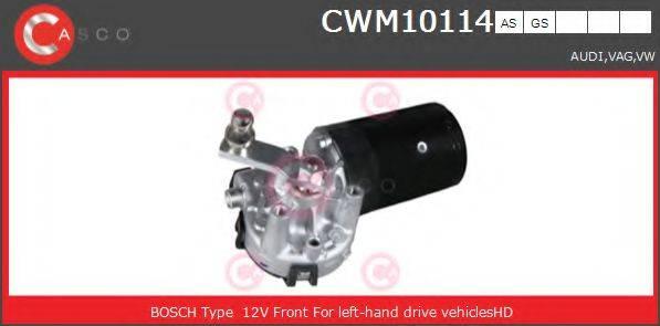 CASCO CWM10114AS Двигатель стеклоочистителя