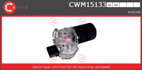 CASCO CWM15133AS Двигатель стеклоочистителя