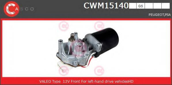 CASCO CWM15140GS Двигатель стеклоочистителя