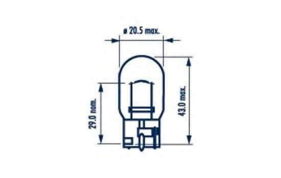 NARVA 17632 Лампа накаливания, фонарь указателя поворота; Лампа накаливания, фонарь сигнала торможения; Лампа накаливания, задняя противотуманная фара; Лампа накаливания, фара заднего хода; Лампа накаливания, фонарь указателя поворота; Лампа накаливания, фонарь сигнала торможения; Лампа накаливания, задняя противотуманная фара; Лампа накаливания, фара заднего хода; Лампа накаливания, дополнительный фонарь сигнала торможения; Лампа накаливания, дополнительный фонарь сигнала торможения
