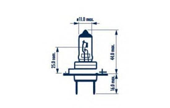 NARVA 48328 Лампа накаливания, фара дальнего света; Лампа накаливания, основная фара; Лампа накаливания, противотуманная фара; Лампа накаливания, основная фара; Лампа накаливания, фара дальнего света; Лампа накаливания, противотуманная фара; Лампа накаливания, фара с авт. системой стабилизации; Лампа накаливания, фара с авт. системой стабилизации