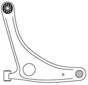 FRAP 3791 Рычаг независимой подвески колеса, подвеска колеса