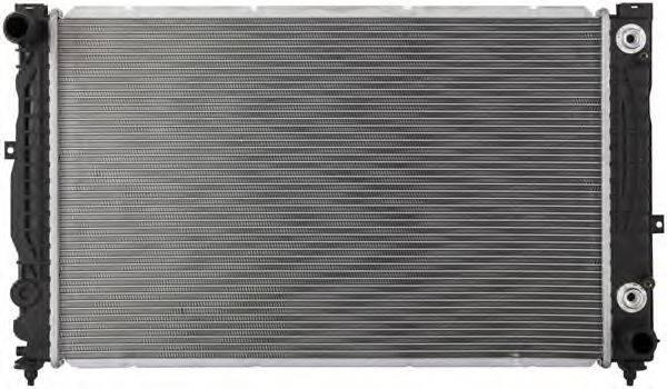 SPECTRA PREMIUM CU2648 Радиатор, охлаждение двигателя