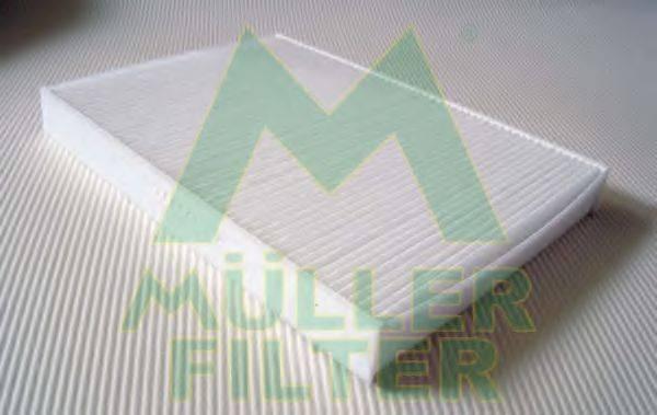 MULLER FILTER FC206 Фильтр, воздух во внутренном пространстве