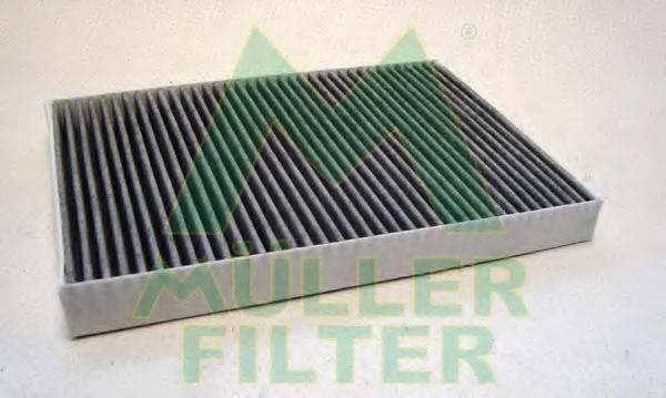 MULLER FILTER FK117 Фильтр, воздух во внутренном пространстве