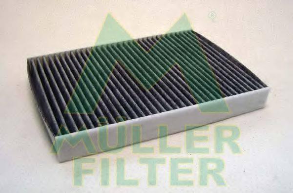 MULLER FILTER FK206 Фильтр, воздух во внутренном пространстве
