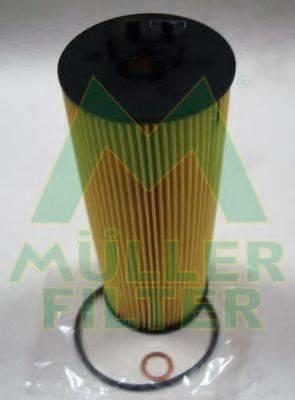 MULLER FILTER FOP223 Масляный фильтр