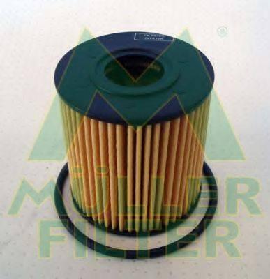 MULLER FILTER FOP247 Масляный фильтр