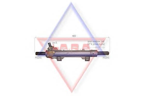 LA.R.A. 300002 Рулевой механизм