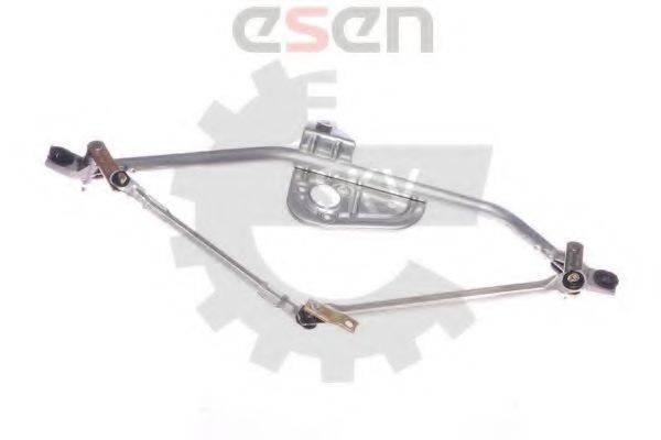 SKV GERMANY 05SKV012 Система тяг и рычагов привода стеклоочистителя