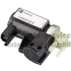 PIERBURG 701632020 Преобразователь давления, турбокомпрессор; Преобразователь давления, эл-т управл. (дроссельн. заслонка)