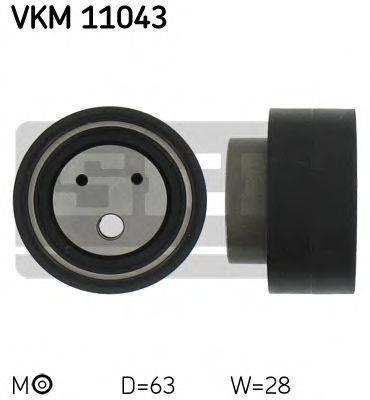 SKF VKM11043 Натяжной ролик, ремень ГРМ