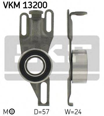SKF VKM13200 Натяжной ролик, ремень ГРМ