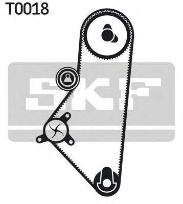 SKF VKMA03200 Комплект ремня ГРМ
