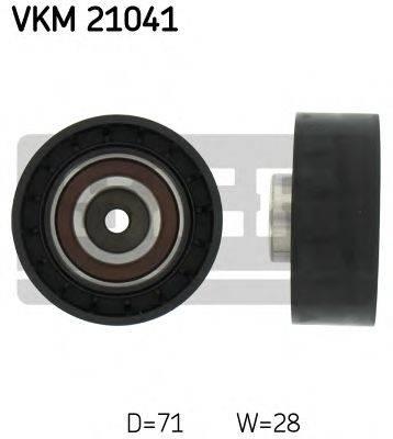 SKF VKM21041 Паразитный / Ведущий ролик, зубчатый ремень