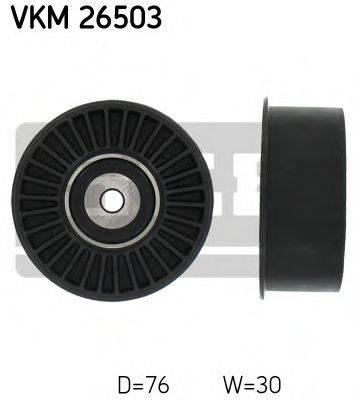 SKF VKM26503 Паразитный / Ведущий ролик, зубчатый ремень