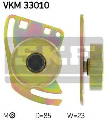 SKF VKM33010 Натяжной ролик, поликлиновой  ремень