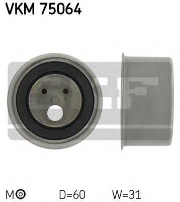 SKF VKM75064 Натяжной ролик, ремень ГРМ