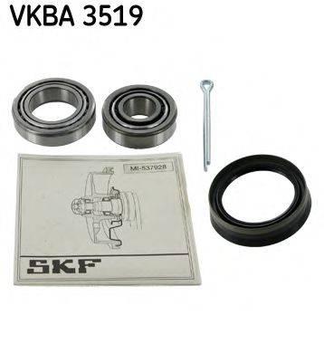 SKF VKBA3519 Комплект подшипника ступицы колеса