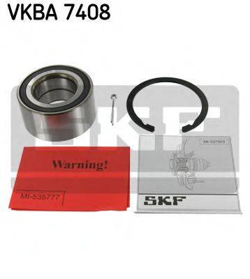 SKF VKBA7408 Комплект подшипника ступицы колеса