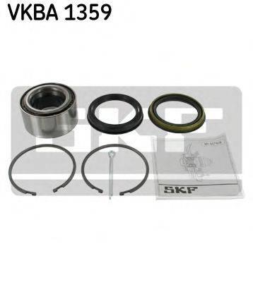 SKF VKBA1359 Комплект подшипника ступицы колеса