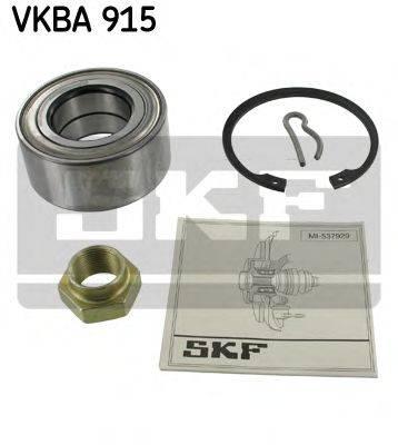 SKF VKBA915 Комплект подшипника ступицы колеса