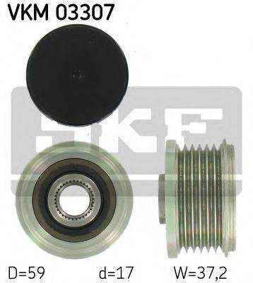 SKF VKM03307 Механизм свободного хода генератора