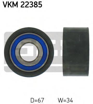 SKF VKM22385 Паразитный / Ведущий ролик, зубчатый ремень