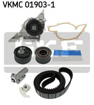 SKF VKMC019031 Водяной насос + комплект зубчатого ремня