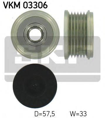 SKF VKM03306 Механизм свободного хода генератора