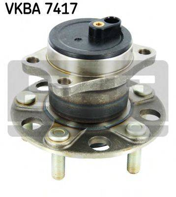 SKF VKBA7417 Комплект подшипника ступицы колеса