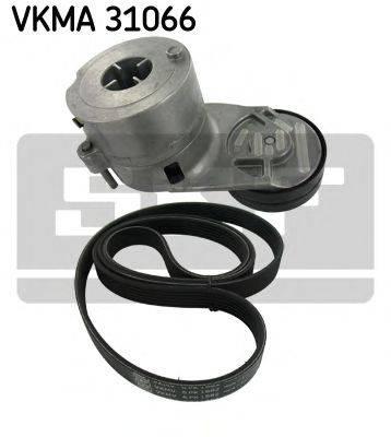 SKF VKMA31066 Поликлиновой ременный комплект