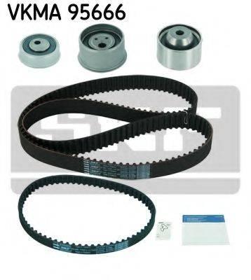 SKF VKMA95666 Комплект ремня ГРМ