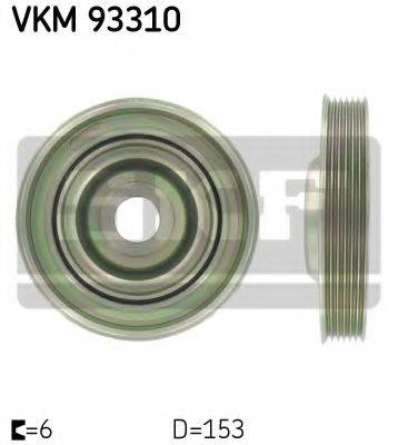 SKF VKM93310 Ременный шкив, коленчатый вал