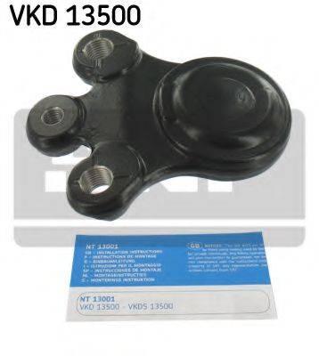 SKF VKD13500 Несущий / направляющий шарнир