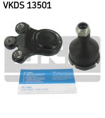 SKF VKDS13501 ремонтный комплект, несущие / направляющие шарниры