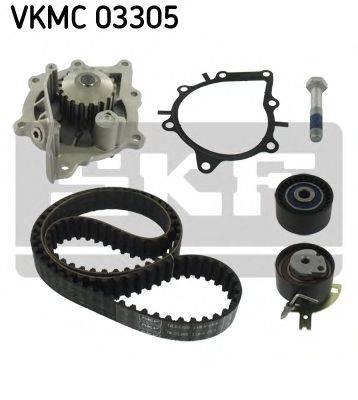 SKF VKMC03305 Водяной насос + комплект зубчатого ремня