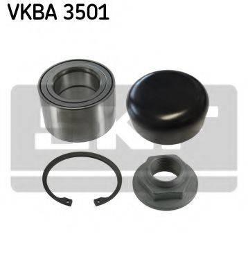 SKF VKBA3501 Комплект подшипника ступицы колеса