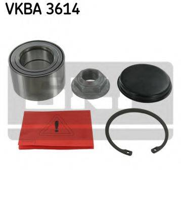 SKF VKBA3614 Комплект подшипника ступицы колеса