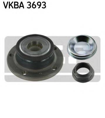 SKF VKBA3693 Комплект подшипника ступицы колеса